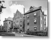 Mount Holyoke College Porter Hall Photograph by University Icons