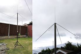 1 4 Wave Ground Plane Antenna Calculator