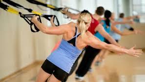 trx shoulder workout 5 exercises for