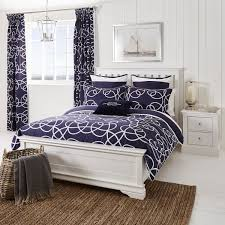dorma resort navy bed linen collection