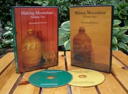 how to make moonshine dvd s instant