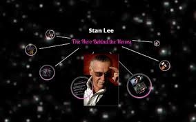 Stan Lee by Abby Jenkins
