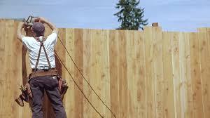 How To Build A Simple Cedar Fence