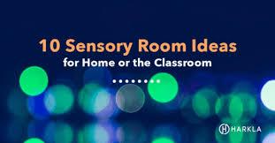 10 Sensory Room Ideas For Home Or The Classroom