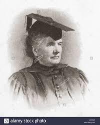 Agnes Smith Lewis, 1843–1920. Scottish Semitic scholar Stock Photo - Alamy