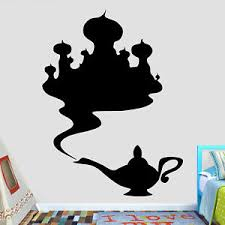 Custom Color Aladdin Castle Wall Decal Decor Kids Vinyl Bedroom Stickers J527 Ebay