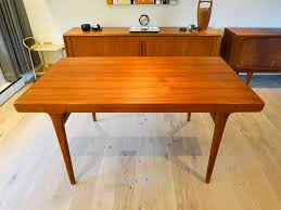 solid mobler teak and midcentury