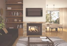 natural gas fireplaces two sided fire