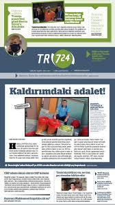Tr724 | 5 Ekim 2020 Pazartesi 1. SAYFA - Tr724