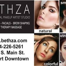 bethza professional makeup artist