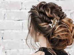 homeing dance hairstyles inspiration