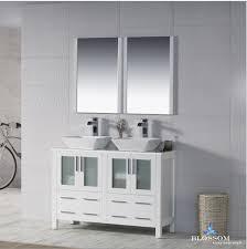 sydney glossy white vessel sink
