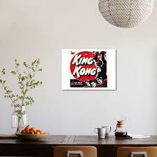 King Kong Jumbo Window Card 1933 Photo Art Com