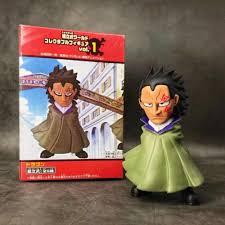 Anime One Piece Monkey D Rồng Luffy Cha Của Nhựa PVC Đồ Chơi Búp Bê  Brinquedos 13Cm 
