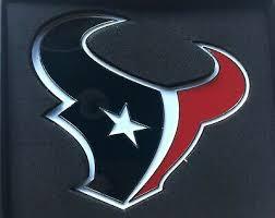 Sports Mem Cards Fan Shop Fan Apparel Souvenirs Houston Texans Decal 12 X12 Mega Sticker Emblem Car Auto Nfl Cdg New Bolivud Com