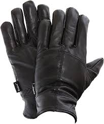 floso mens lined genuine leather gloves
