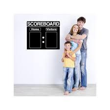 Amazon Com Scoreboard Chalkboard Wall Decal 20 5 Tall X 24 Wide Handmade