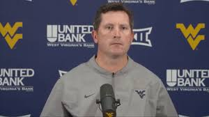 Watch: Coaches Lesley and Addae Preview Matchup with Baylor   WV Sports Now