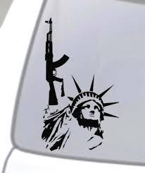 Ak 47 Ak47 Gun Vinyl Decal Sticker Children S Bedroom Boy Decor Decals Stickers Vinyl Art