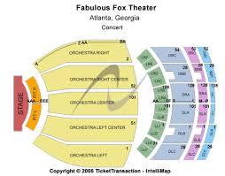 fabulous fox theatre tickets in atlanta