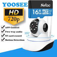 Camera giám sát Yoosee X7400, Giá tháng 8/2020