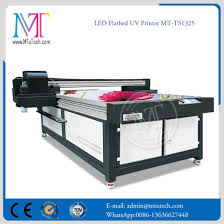 digital led large format uv printer