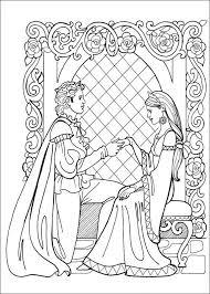 Kleurplaten En Zo 187 Kleurplaat Prinses Leonora Kleurplaten