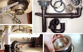 remove fix a kitchen sink drain