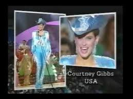Miss Universe 1988 Opening & Parade of Nations featuring Miss ...