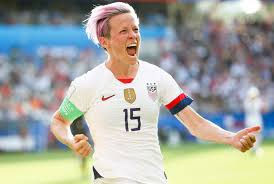 Megan Rapinoe: World Cup Winner and Queer American Sports Icon