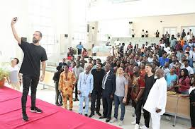 Twitter CEO, Jack Dorsey and Executives... - University Of Lagos | Facebook