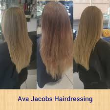 Transforming new clients ❤️ @matrix... - Ava Jacobs Hairdressing | Facebook