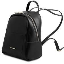 tl bag little leather backpack for