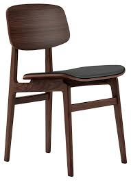 norr11 ny11 dining chair leather by