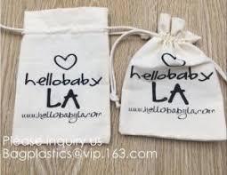 drawstring bags reusable muslin cloth