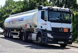 Mercedes, Reynolds Logistics | St.Clement's Way/London Rd, G… | Flickr