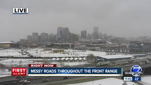 Live Colorado traffic updates as fourth ...