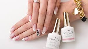 French Gel Polish Paznokcie Hybrydowe French French Manicure