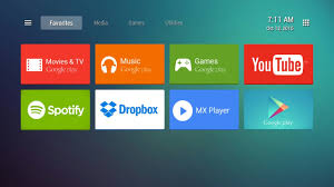 Tv launcher para android tv box - YouTube