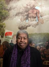 Artist Felix Cole plans return to Tulsa to update 'Black Experience' mural  begun in 1974 | Archive | tulsaworld.com