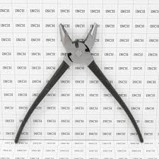 Chain Link 10 Heavy Duty Round Nose Utica Style Fence Pliers Fence Tool Steel Chain Link Fittings