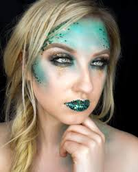 45 pretty ideas to sport mermaid makeup