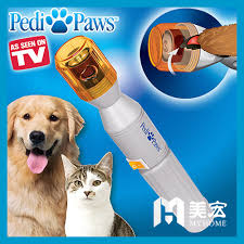 pedipaws pet nail trimmer as seen on tv