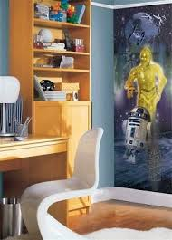 Park Lane Couture Star Wars C3po R2d2 Wall Decal Sticker Art Decor