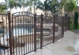 pool fences and gates phoenix wrought