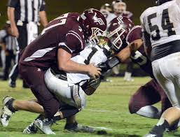 Prep Football Warriors Drop Tough Area Bout To Russellville 26 22 Fall To 5 2 On Season Sports Cullmantimes Com