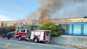 Fire At Emeryville Home Depot Storage Area Causes 160 000 In Damages The E Ville Eye Community News