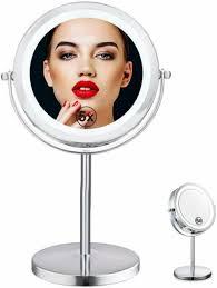 no 7 illuminated 5x magnifying mirror