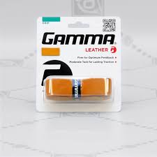 gamma leather grip aneelsports