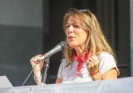 Second responders: Julie Baker, executive director of California ...
